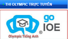 Luyện Thi Olympic Tiếng Anh